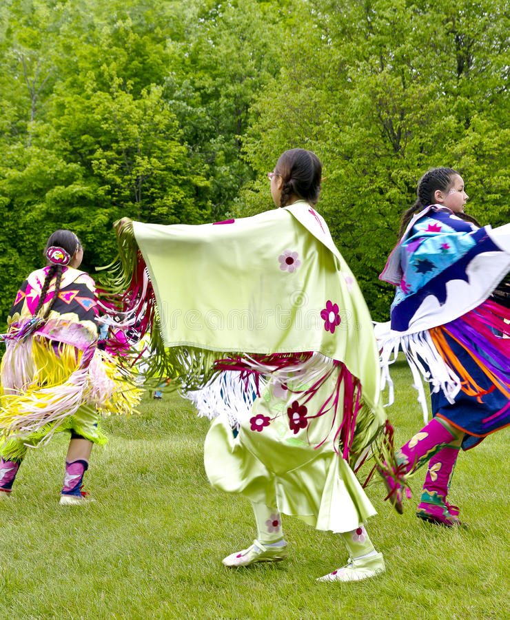 Stammes- Frauen lizenzfreies stockbild