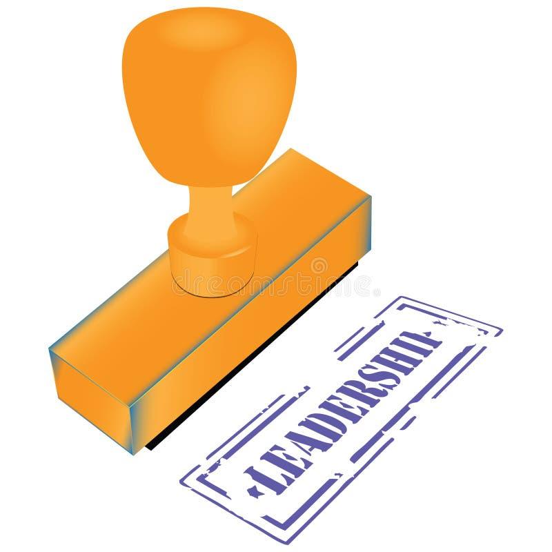 Stamp Leadership Stock Image