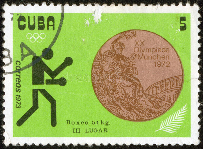 Download Stamp, macro stock image. Image of 1972, competition - 24461083