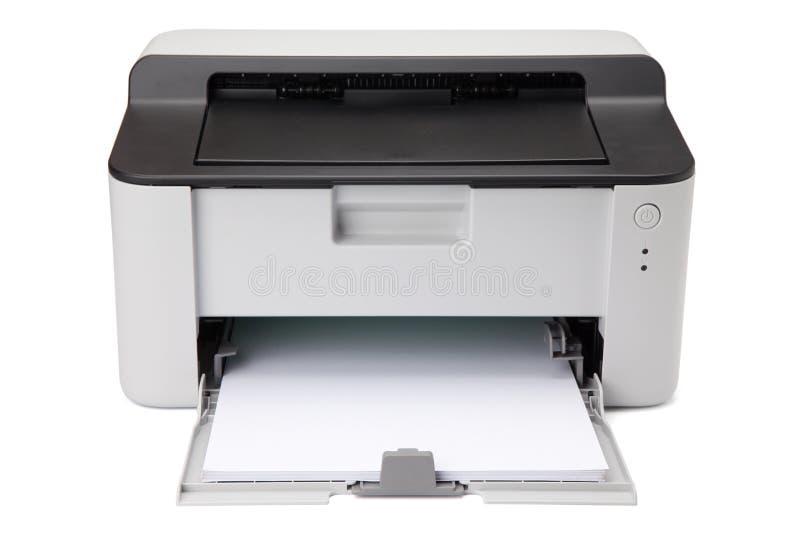 Stampante a laser immagini stock libere da diritti