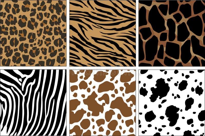 Stampe animali immagini stock libere da diritti