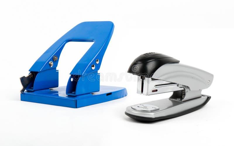 Stampler και perforator στοκ φωτογραφία με δικαίωμα ελεύθερης χρήσης