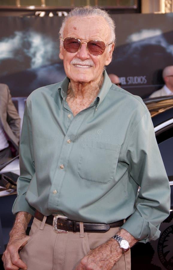 Stan Lee fotos de archivo