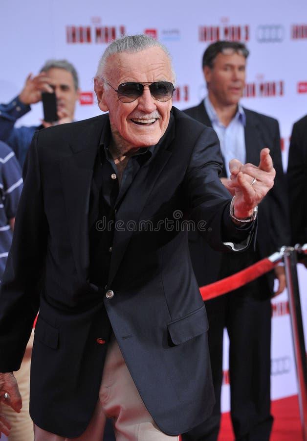 Stan Lee stock photo