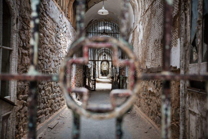 stan penitencjarny wschodni obraz royalty free