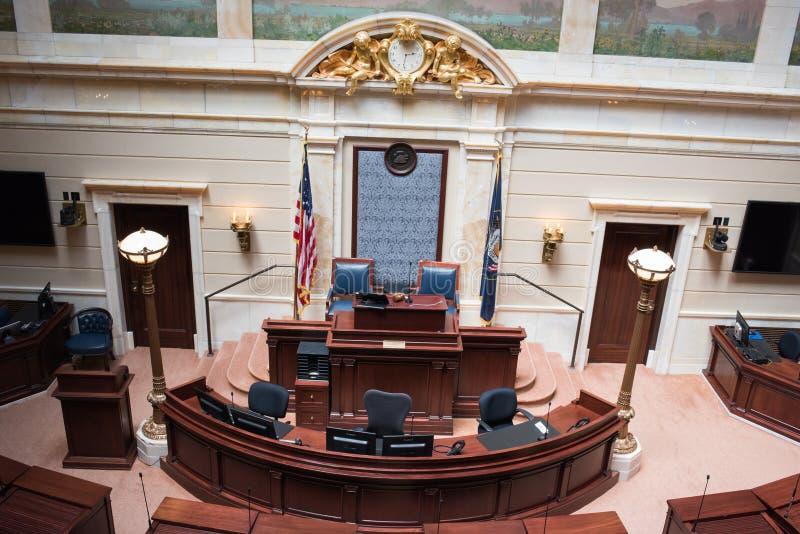 Stan Utah dom przedstawiciele zdjęcia royalty free
