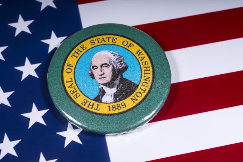 Stan Waszyngton fotografia stock