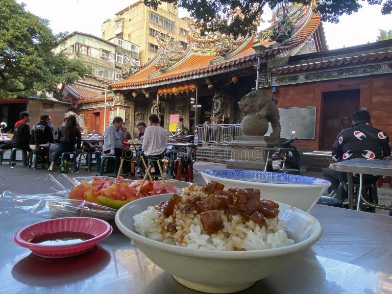Stand delle strade cinesi fotografia stock