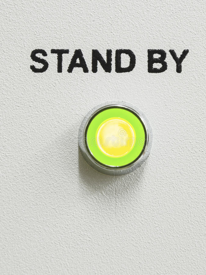 Download Stand By Indicator Stock Photos - Image: 28004163