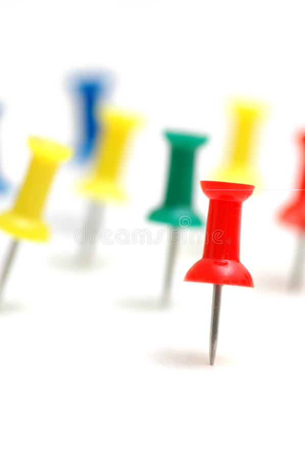 'Stand out from the crowd' royalty free stock image