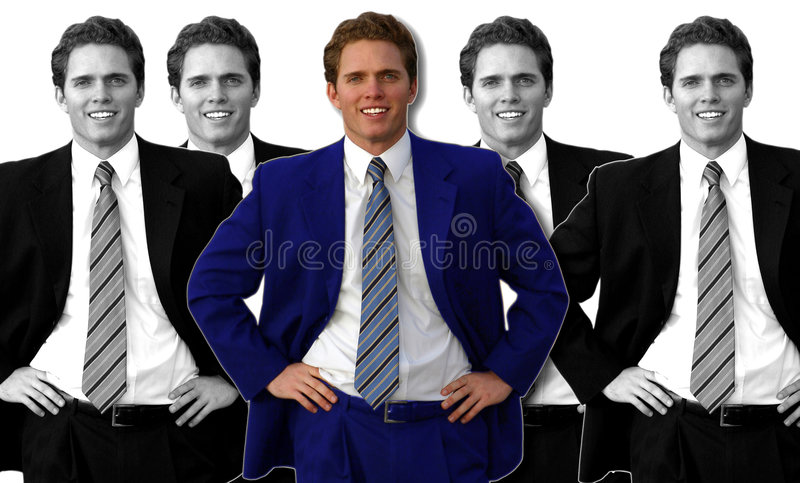 Download Stand out in a crowd stock photo. Image of each, many, teeth - 50174