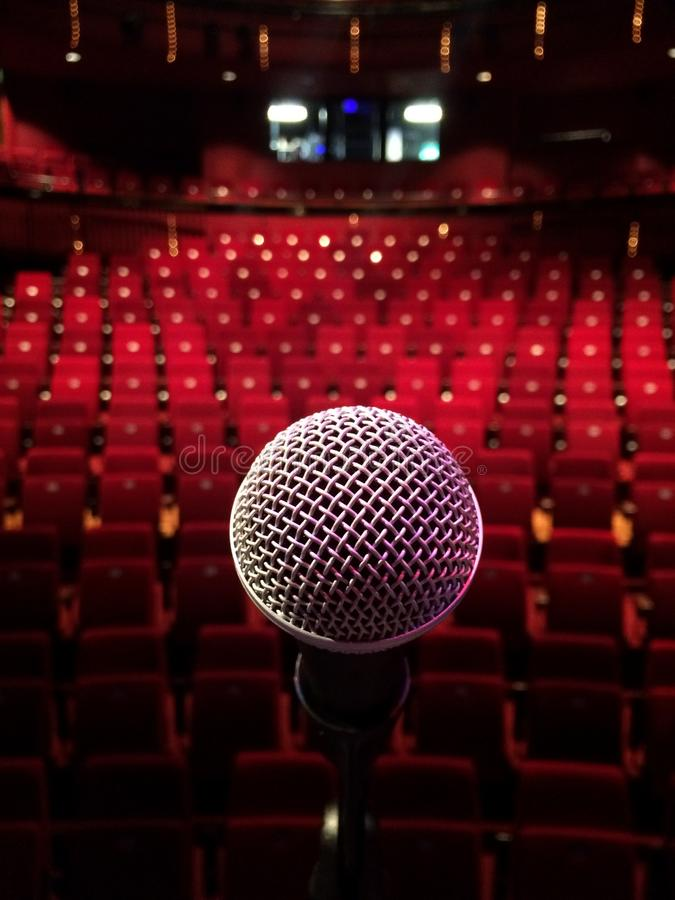 Free Stand Up Comedy Stock Image - 108096441