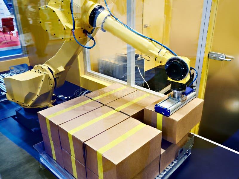 Standardowy wielocelowy robot obraz royalty free