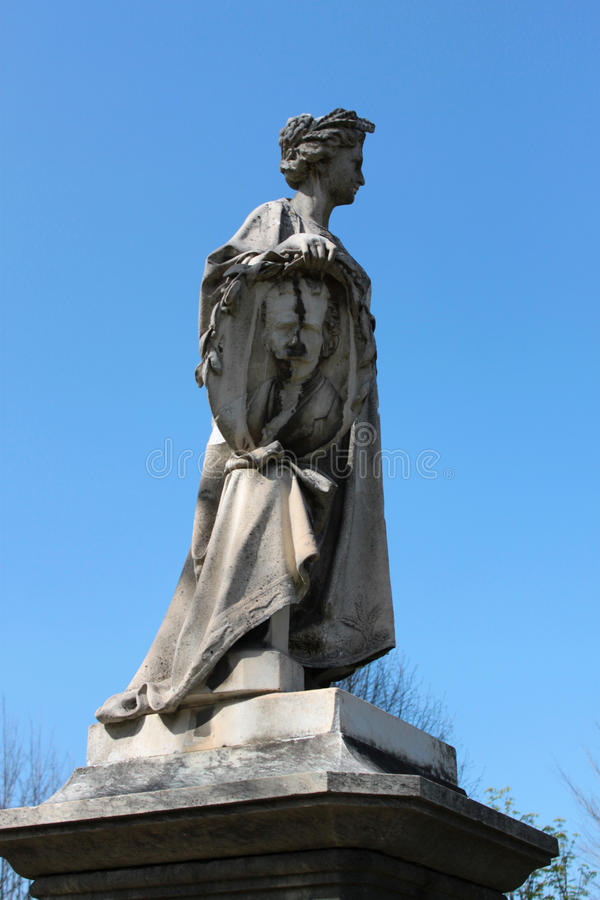standbeeld stock foto
