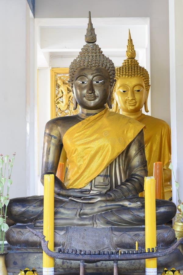 Standbeeld Boedha stock fotografie