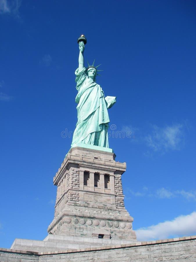 Standbeeld van Vrijheid stock foto's