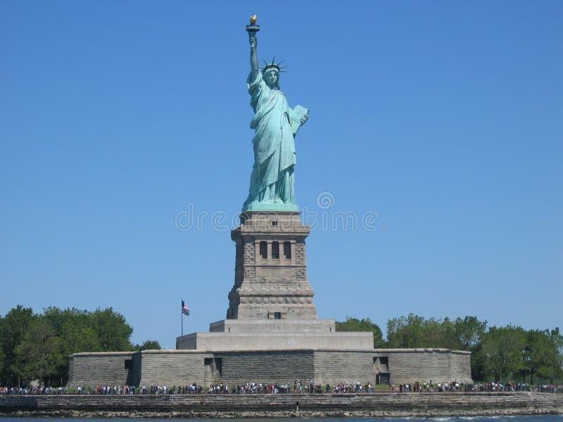 Download Standbeeld van Vrijheid stock foto. Afbeelding bestaande uit amerika - 29316