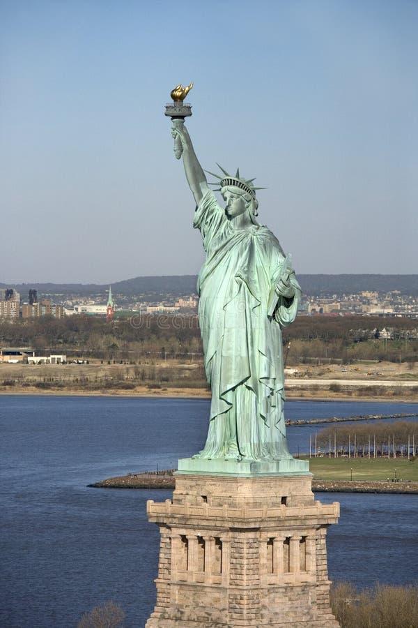 Standbeeld van Vrijheid. royalty-vrije stock foto's