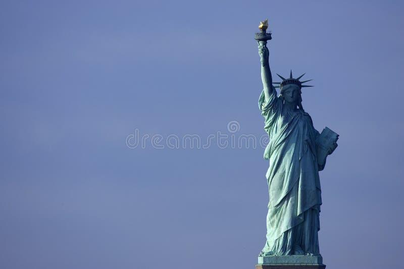 Standbeeld van vrijheid, New York, royalty-vrije stock afbeelding