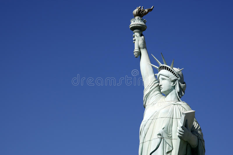 Standbeeld van vrijheid Verenigde Staten royalty-vrije stock afbeeldingen