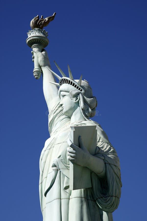Standbeeld van vrijheid Verenigde Staten stock afbeeldingen