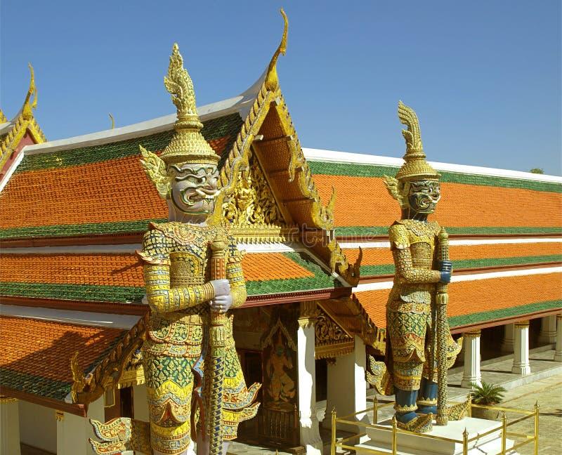 standbeelden royalty-vrije stock afbeelding
