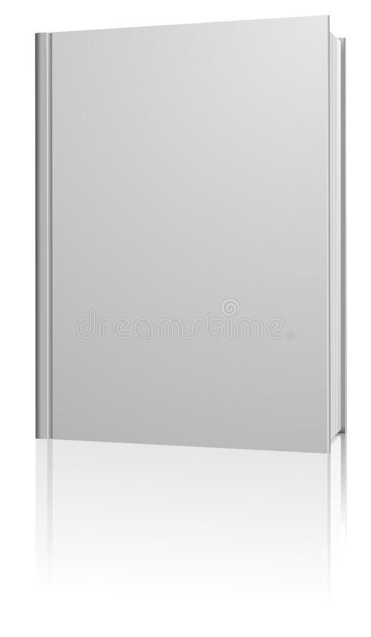 Free Standing Blank Book Stock Photos - 12492443