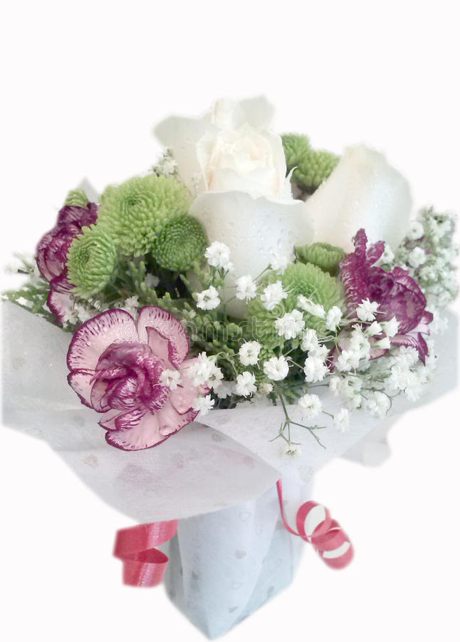 Download Standing Bouquet Of Flowers Stock Photography - Image: 28389872