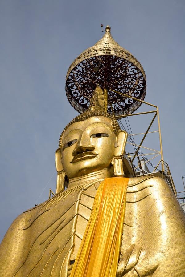 Free Standing Buddha, Bangkok Royalty Free Stock Photos - 15817698