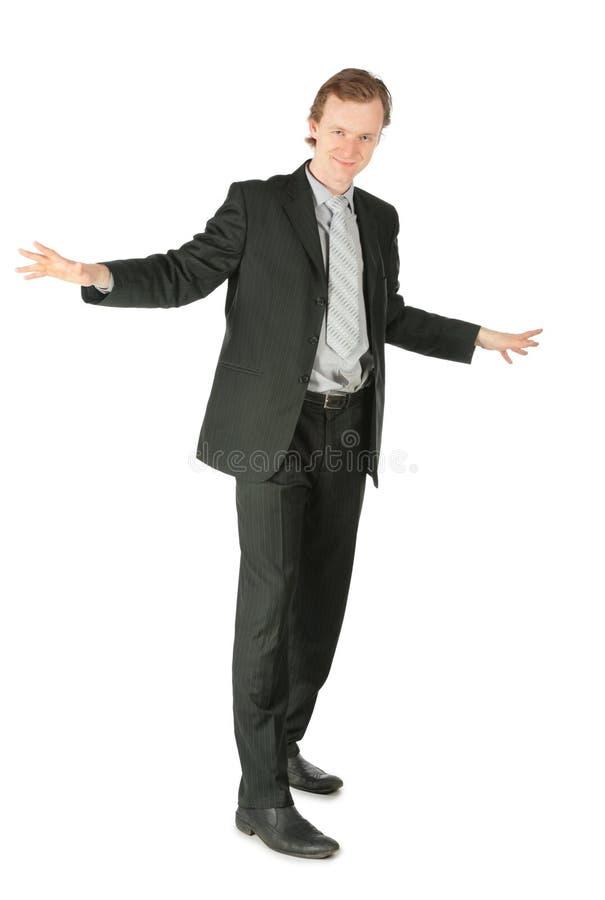 Download Standing businessman stock photo. Image of formal, businessman - 8074760
