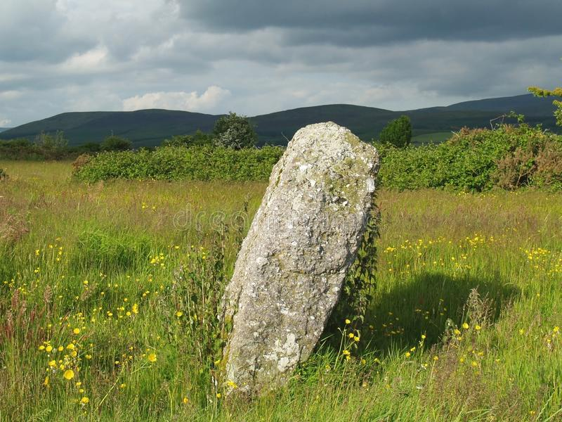 Standing Stone stock images