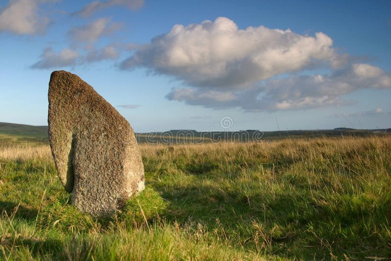Download Standing Stone Stock Image - Image: 310591