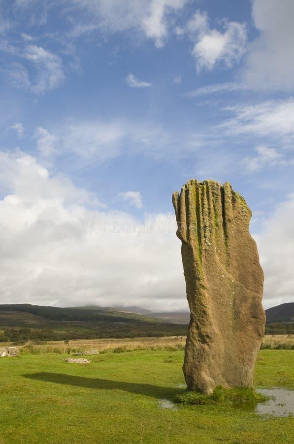 Standing Stone, Machrie Moor, Arran
