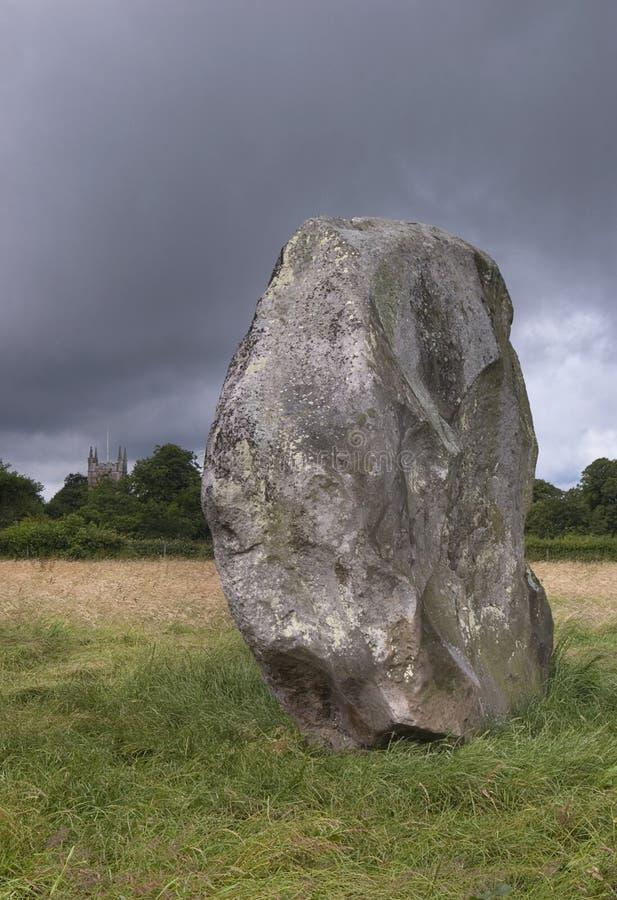 Download Standing stones stock image. Image of avebury, meadow - 13990381