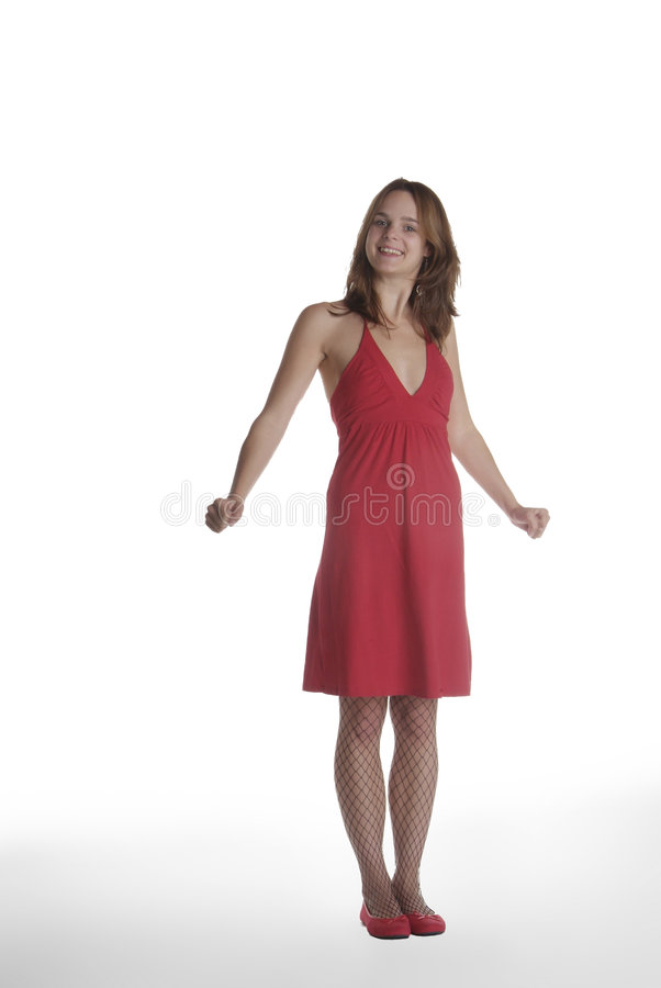 Download Standing woman stock photo. Image of confidence, sensitive - 2467664