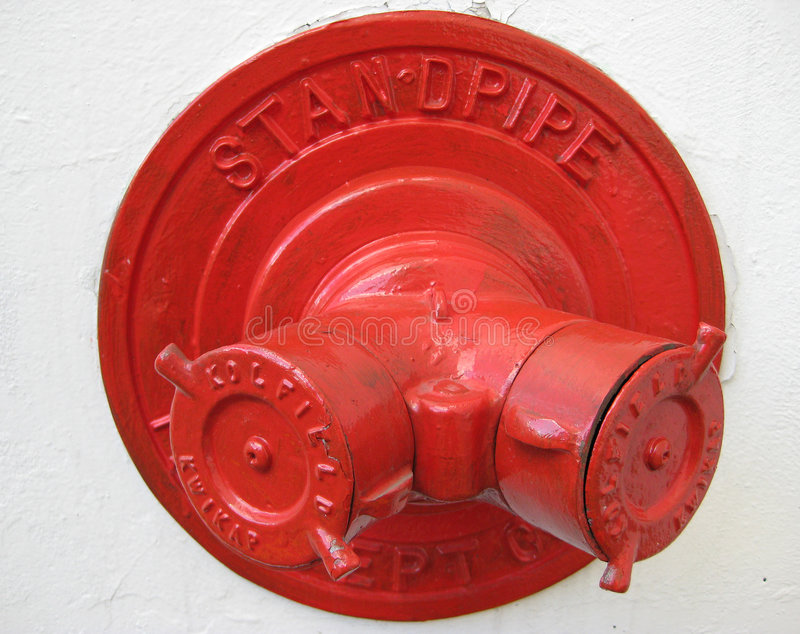 Standpipe stock photography
