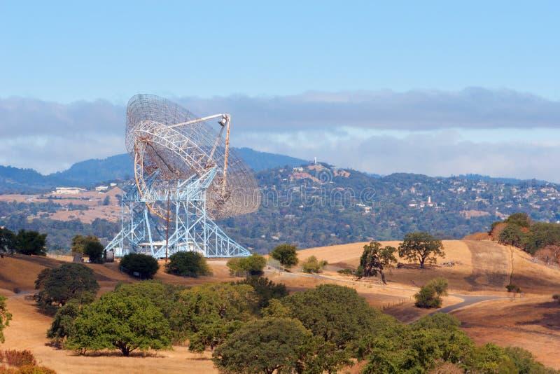 Stanford Dish (horizontal) stock image