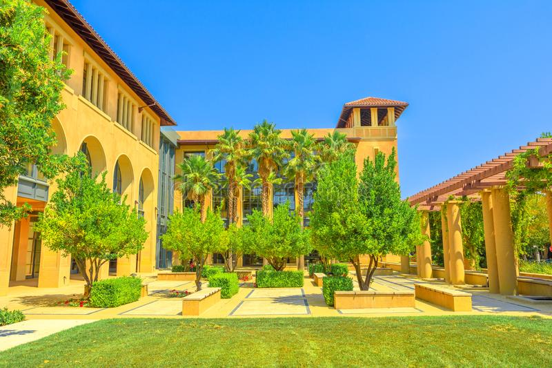 Stanford Palo Alto obrazy stock