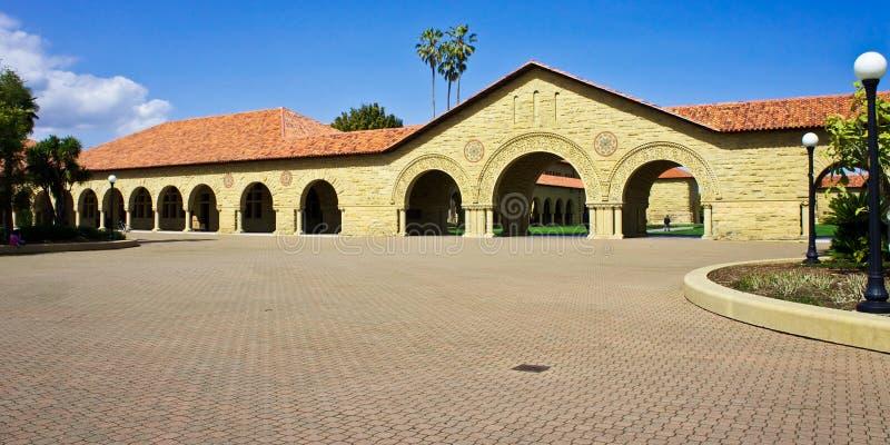 Stanford-universitet royaltyfria foton