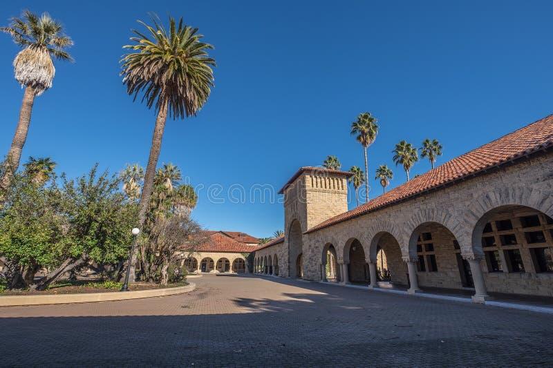 Stanford University image libre de droits