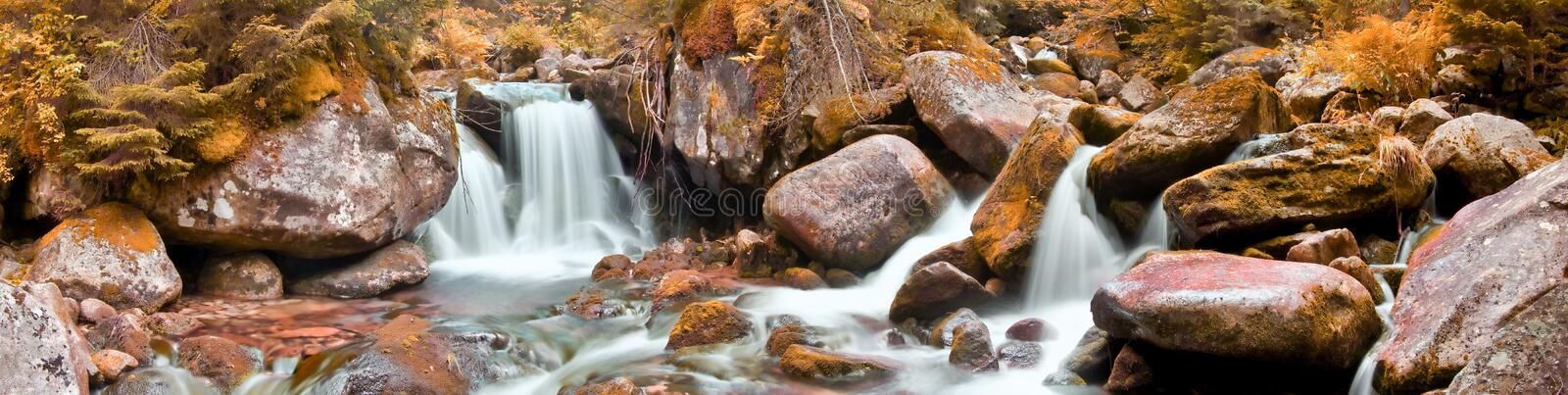 Stanisoara and Pietrele River stock images