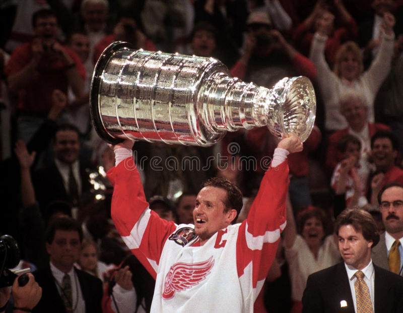 Stanley Cup stock photography