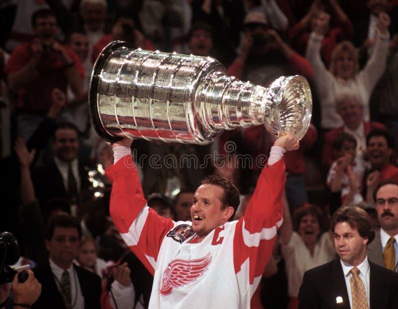 Stanley-Cup stockfotografie