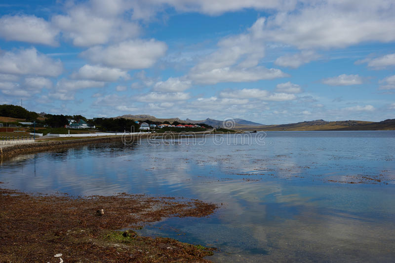 Stanley Harbour images stock