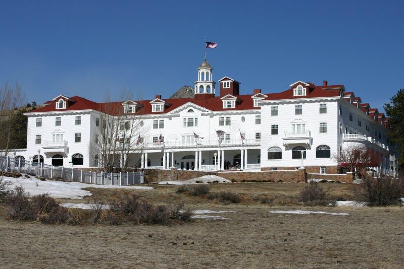 Stanley Hotel photographie stock libre de droits