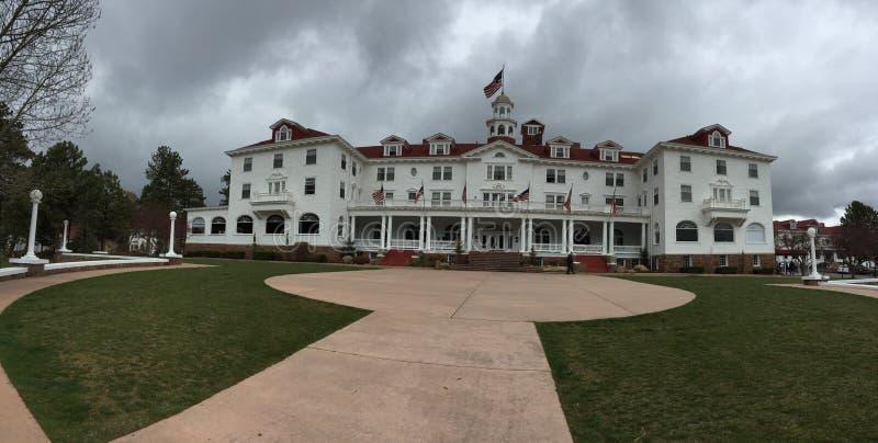 Stanley Hotel images libres de droits