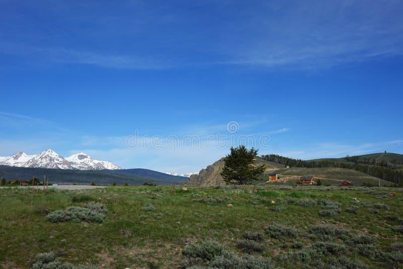 Stanley, Idaho photos stock