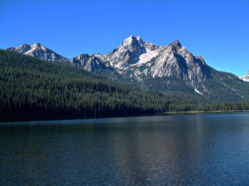 Stanley Lake No 2 images stock