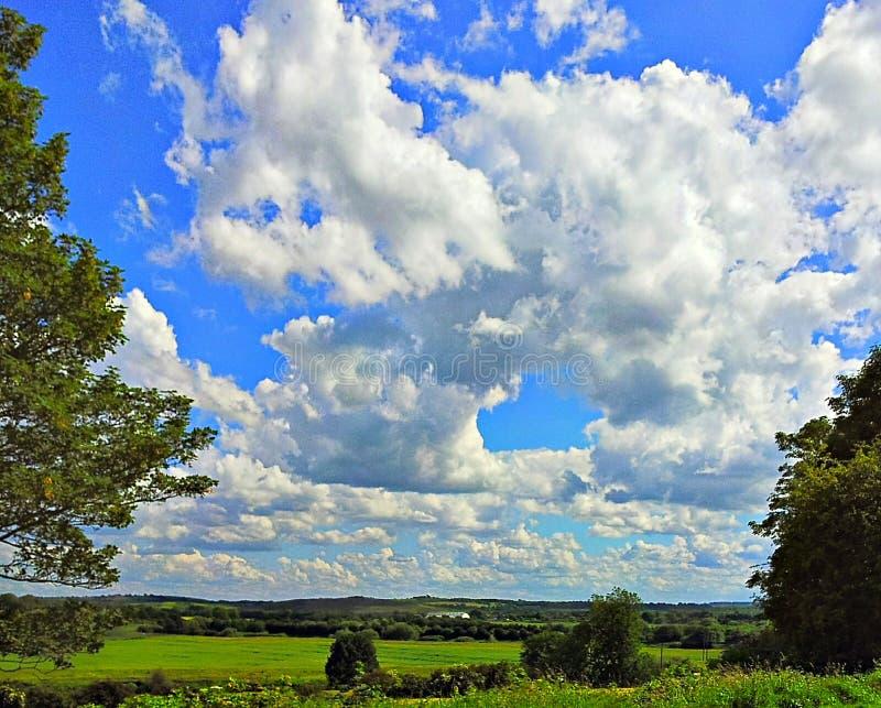 Stanley ocidental - yorkshire foto de stock royalty free
