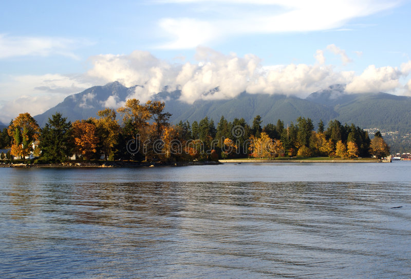 Download Stanley Park In Vancouver, Canada Stock Image - Image: 6950735